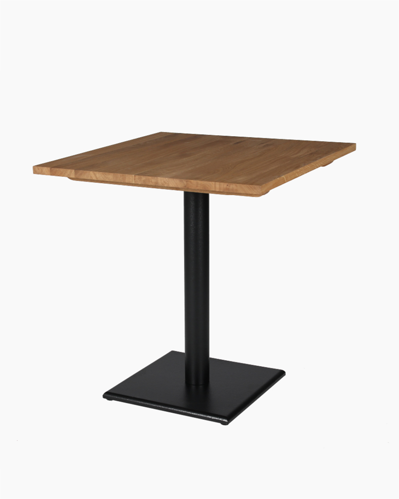 Vincent-Sheppard-Bistro-dining-table-black-square-flat-base