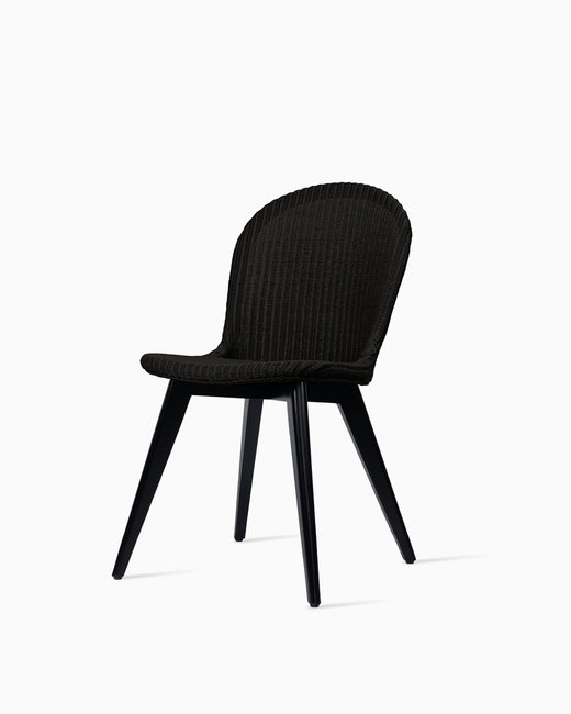Vincent-Sheppard-Yann-dining-chair-blackwood-base-chaise