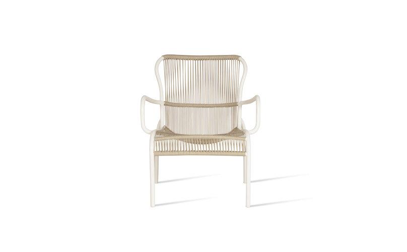 Outstanding Loop Lounge Chair Vincent Sheppard Customarchery Wood Chair Design Ideas Customarcherynet