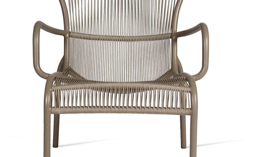 Terrific Loop Lounge Chair Vincent Sheppard Customarchery Wood Chair Design Ideas Customarcherynet