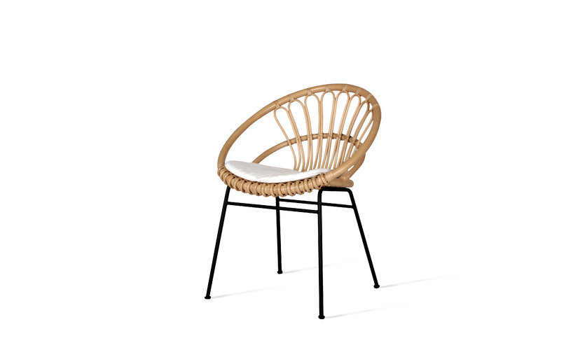 Luxembourg Lounge Stoel.Kiki Dining Chair Vincent Sheppard